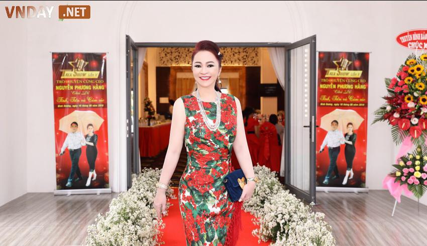 Chân dung doanh nhân Nguyễn Phương Hằng, bà chủ khu du lịch Đại Nam Bình Dương