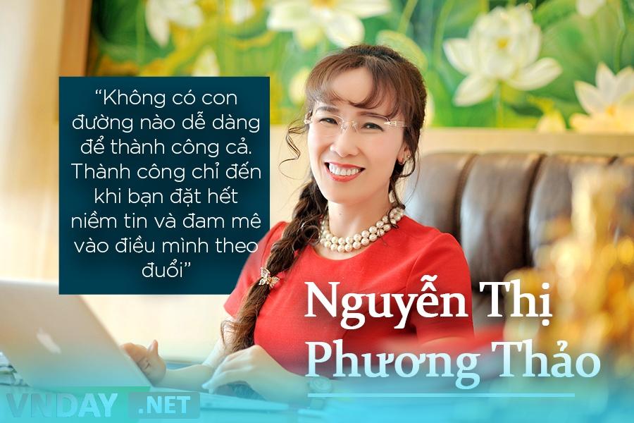 Bà Nguyễn Thị Phương Thảo – Chủ tịch HĐQT Sovico